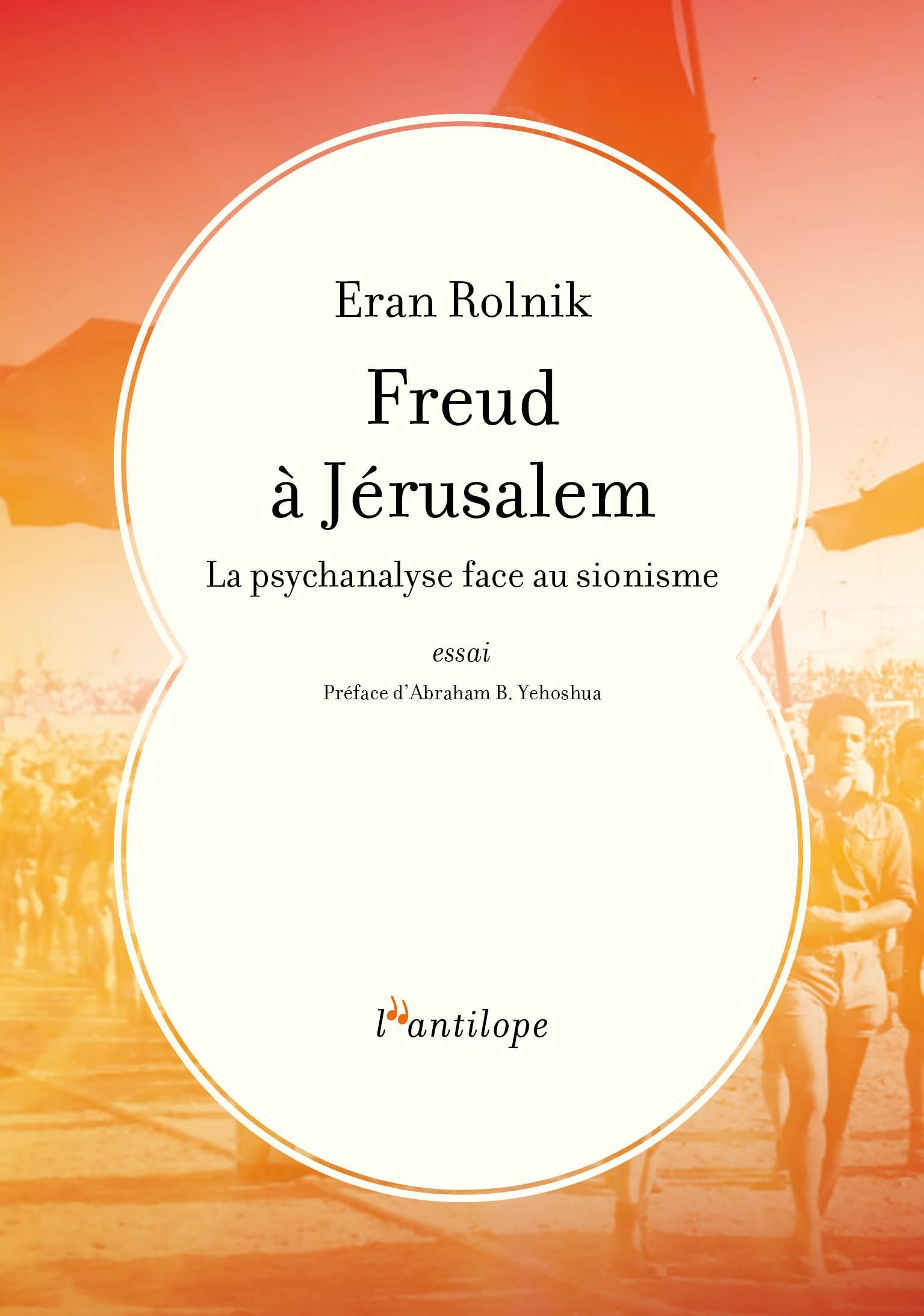 Couverture de Freud à Jérusalem